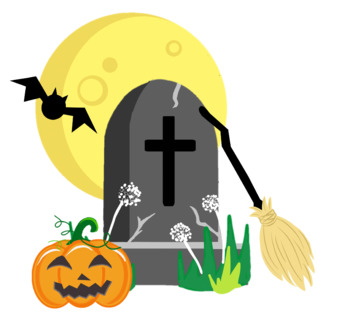 Halloween Clipart- Mini Bundle