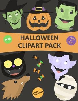 Halloween Clipart Pack 2015