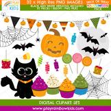 Halloween Clipart Pack