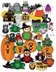 Halloween Clipart Packet