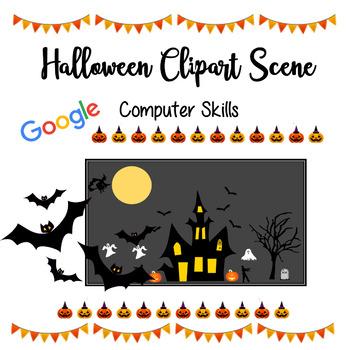 Halloween Computer Activities - Google Lessons - Halloween ...