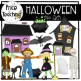 Halloween Clipart Set- No Faces (The Price of Teaching Cli