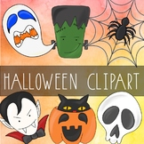 Halloween Clipart Set by Taracotta Sunrise