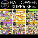 Halloween Clipart Surprise Bundle 2021 ($30.00 Value) {Cre
