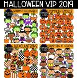 Halloween VIP Bundle 2019 {Halloween Clipart}