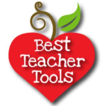 Freebie from Best Teacher Tools! Raccoon on a Broom