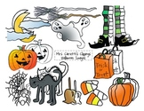 Halloween Clippings