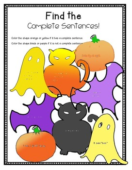 Halloween Close Reading and Fun 2nd and 3rd Grades
