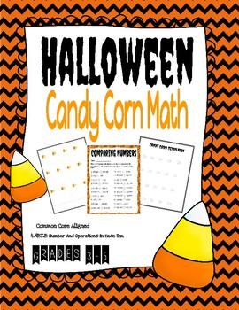 Halloween Cnady Corn Math