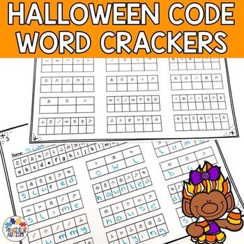 Halloween Code Word Cracker