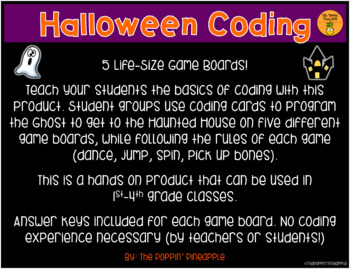 Halloween Coding