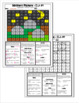 Halloween Color By Code ELA Mystery Puzzles Grade 3 Edition