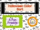 Halloween Color Sort