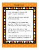 Halloween Color Sorting Activity and Posters