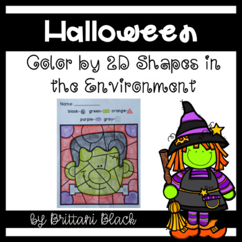 Halloween~ Color by Code