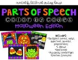 Halloween Color by Codes