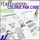 Halloween - Colorie par code