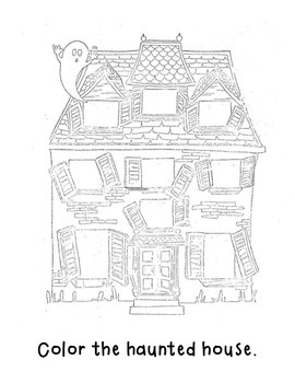 Halloween Coloring Book & Coloring Pages