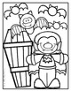Halloween Coloring Book {Made by Creative Clips Clipart}