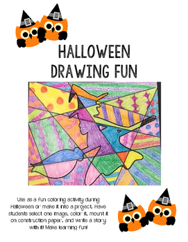 Halloween Coloring Fun
