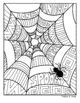 Halloween Activity- Coloring Pages
