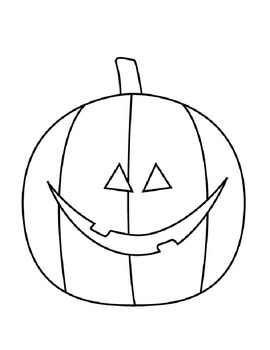 Halloween Coloring Pages FREEBIE