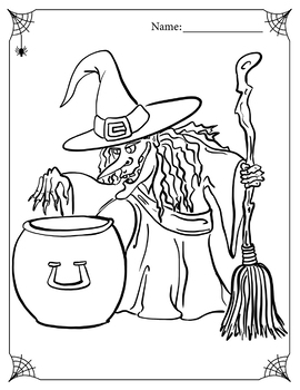 23 Halloween Coloring Sheets For Kids Photo Ideas – haramiran | 350x270