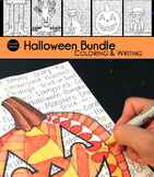 Halloween Coloring Bundle