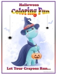 Halloween Coloring Fun