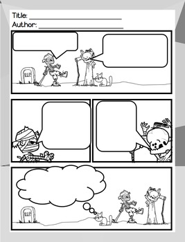 Composition 101 – Laying out your Comic Page