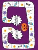 Halloween Comma Game