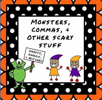 Halloween Commas