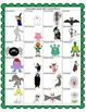 Halloween: Adjectives, Adj. Order, Comparative/Superlative Adj., Guess Who Game