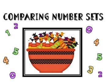 Halloween * Comparing Numbers * 0-30