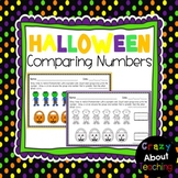 Halloween-Comparing Numbers