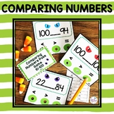 Halloween Activities Math Comparing Numbers