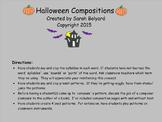 Halloween Compositions