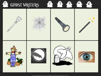 Halloween Compound Words