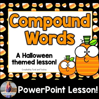 Halloween Compound Words PPT