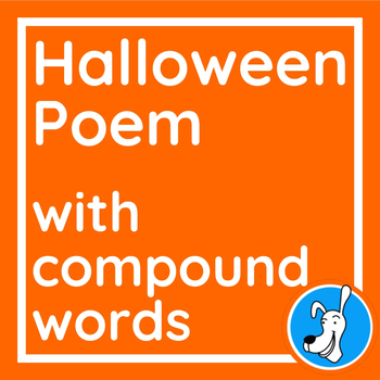 Halloween Poem with Compound Words