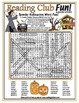 Halloween Compound Words Word Search Puzzle