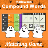 Halloween Compound Words
