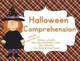 Halloween Comprehension Pack
