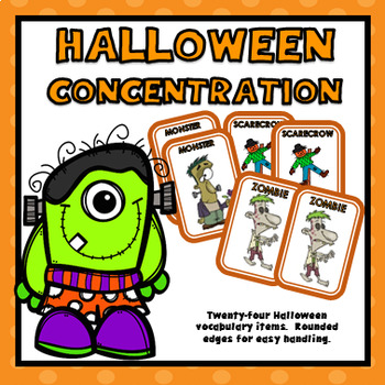 Halloween Concentration