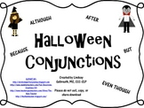 Halloween Conjunctions