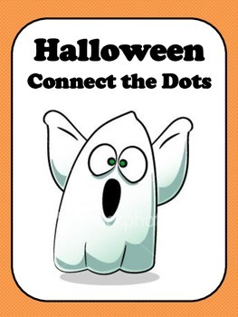 Halloween Connect the Dots