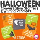 Halloween Conversation Starters and Writing Prompts