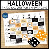 Halloween Questions Game