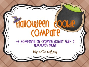 Halloween Cookie Compare