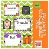 Halloween Cookie Sheet Mats